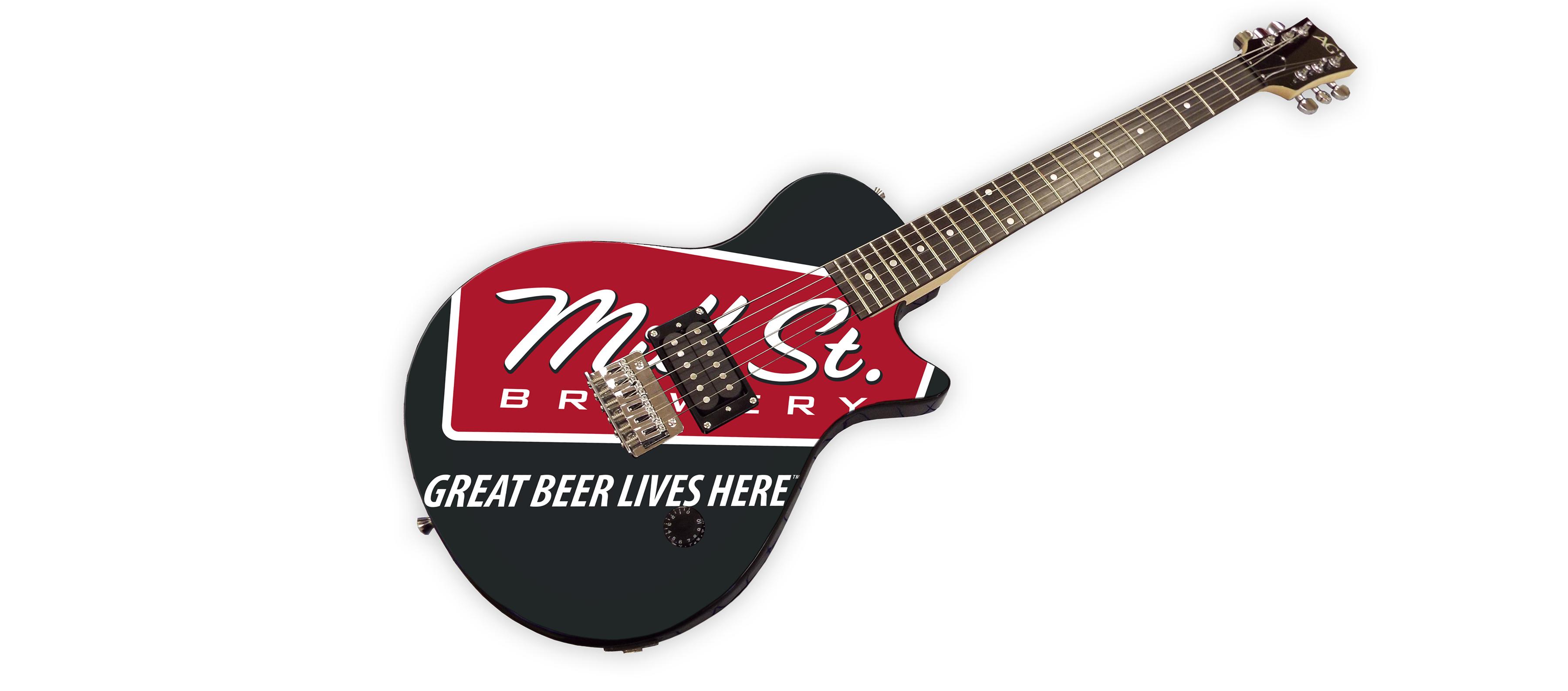mill street guitar