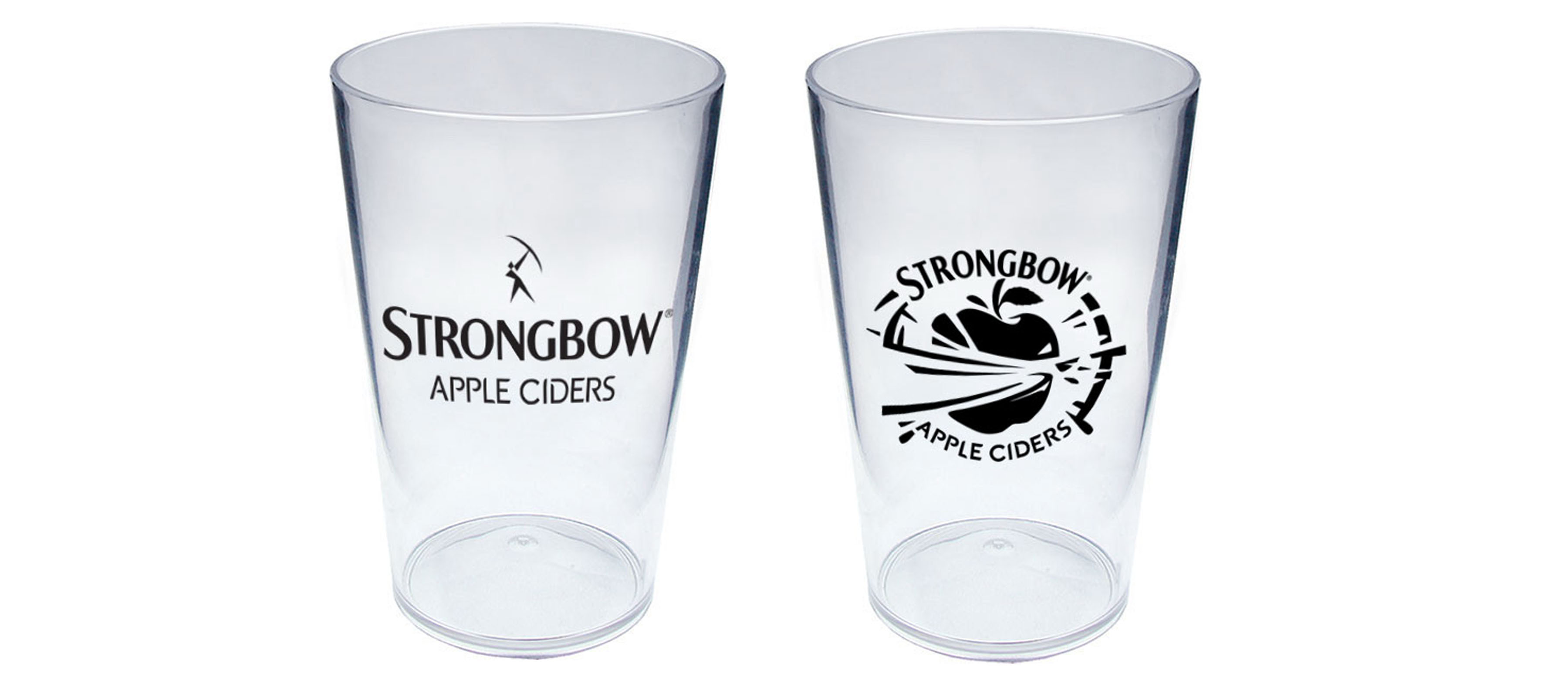 strongbow glasses better