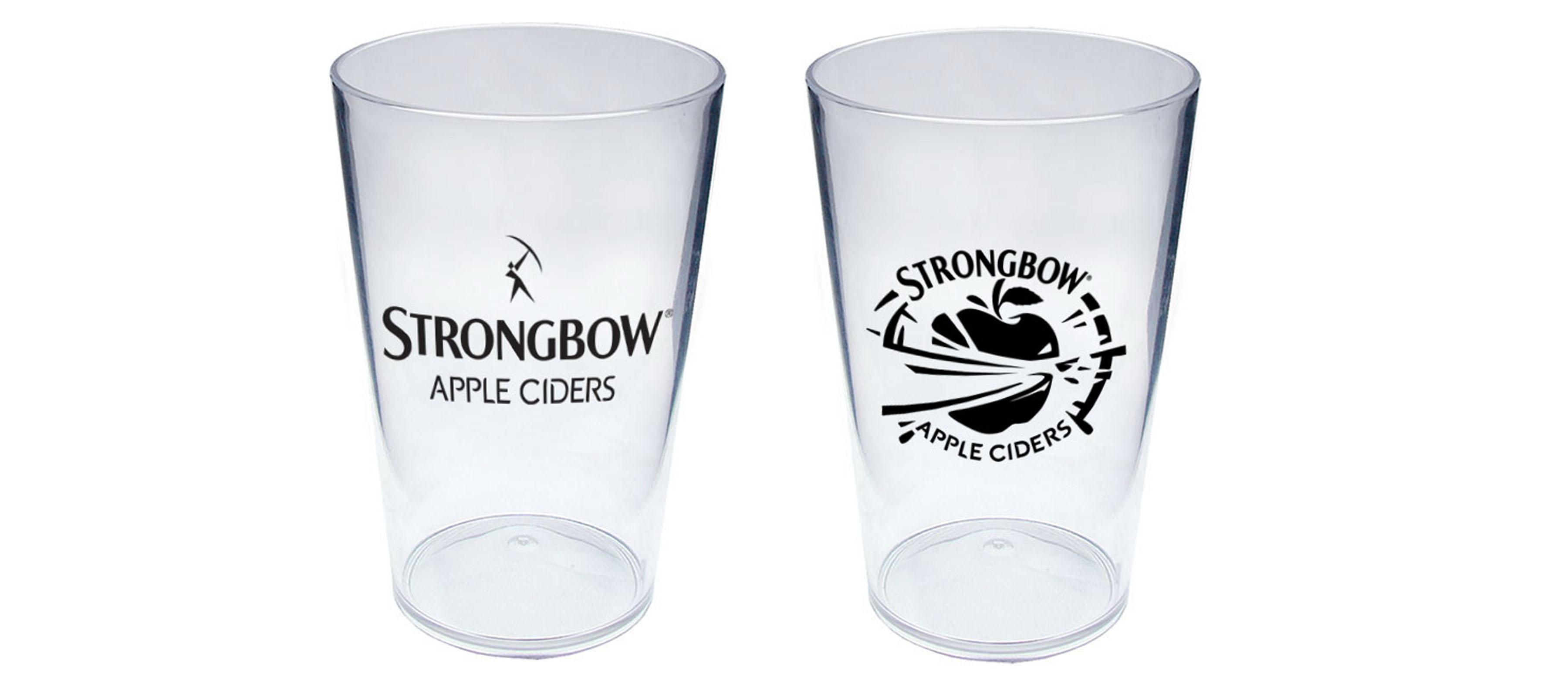 strongbow glasses better