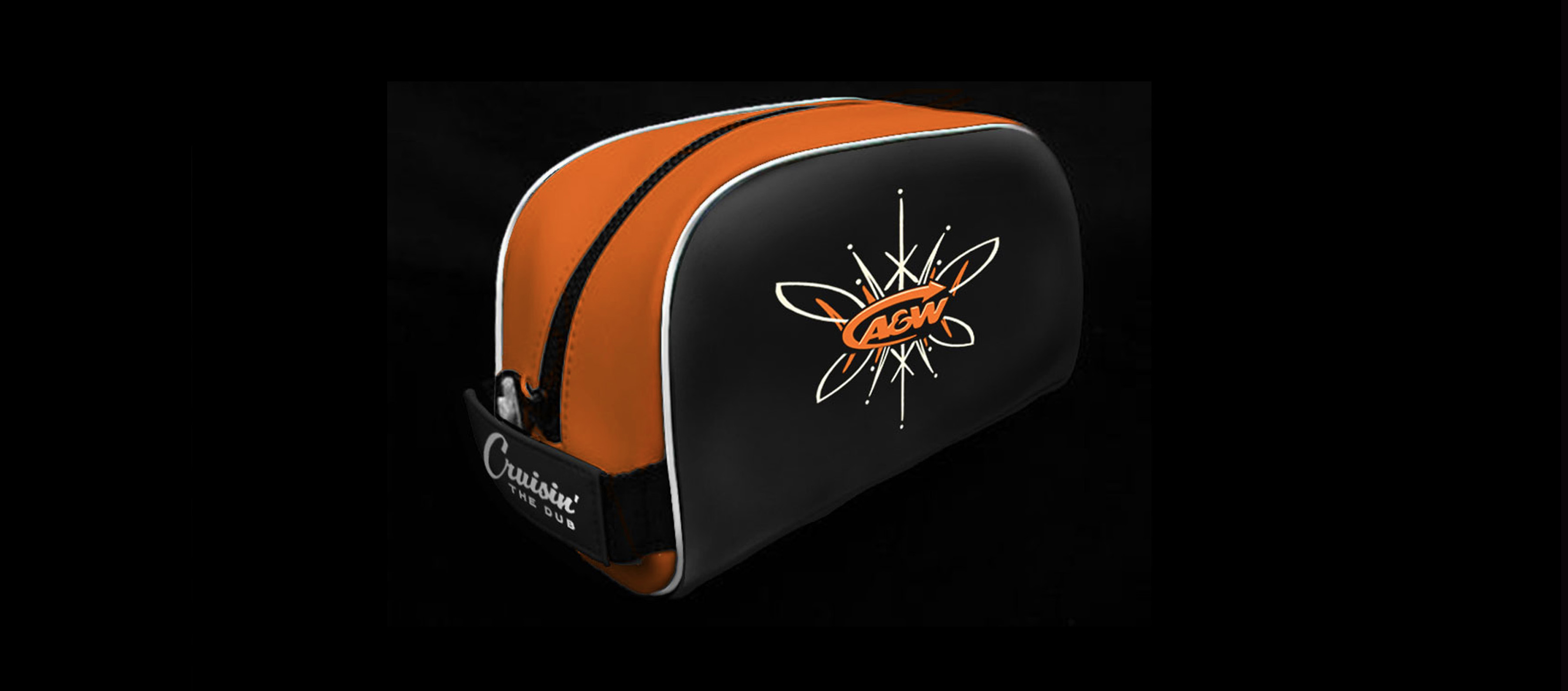 A&W toiletry bag