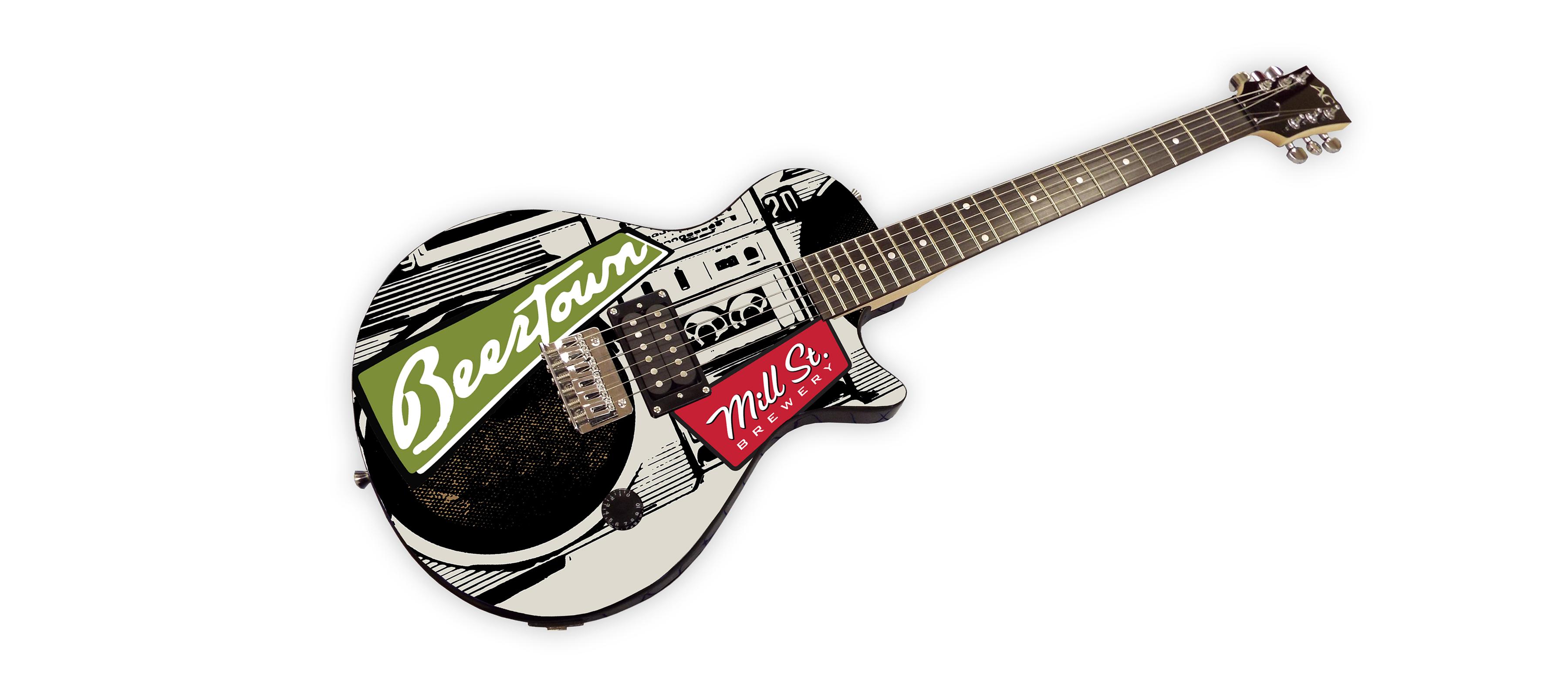 beertown guitar