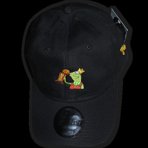 LBJ Kiss The Trophy Dad Hat