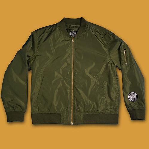 Obama Jacket Army Green