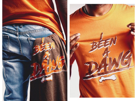 "RULE OF NEXT now selling 7TH FLOOR'S ""I BEEN A DAWG"" TEE FOR CLEVELAND BROWNS FANS."