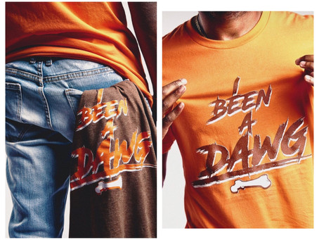 """RULE OF NEXT now selling 7TH FLOOR'S """"I BEEN A DAWG"""" TEE FOR CLEVELAND BROWNS FANS."""