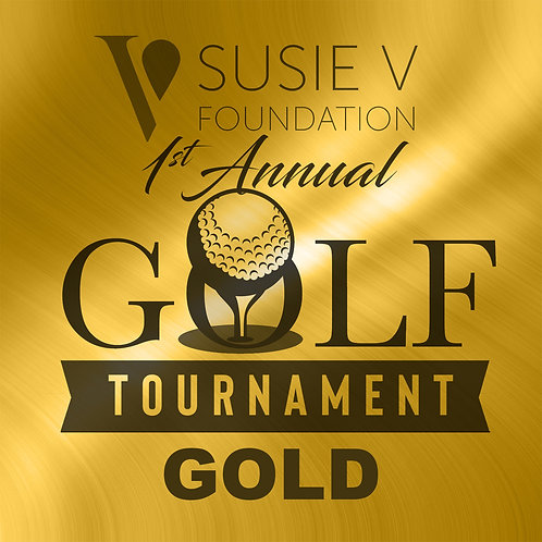 Susie V Gold Golf Sponsorship Package