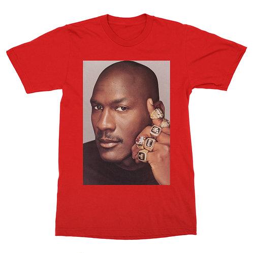 BIG RINGS MJ TEE