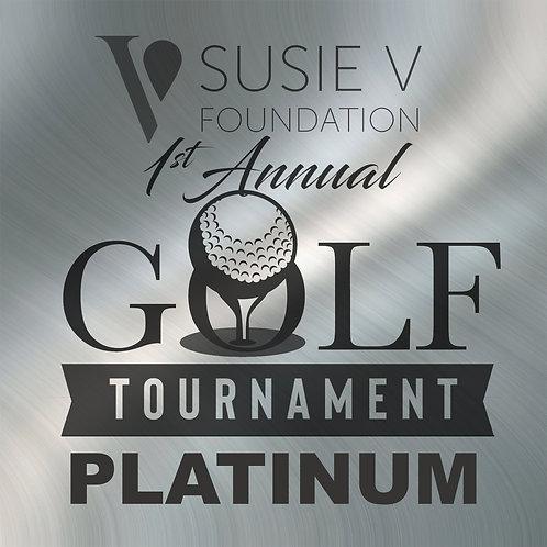 Susie V Platinum Golf Sponsorship Package