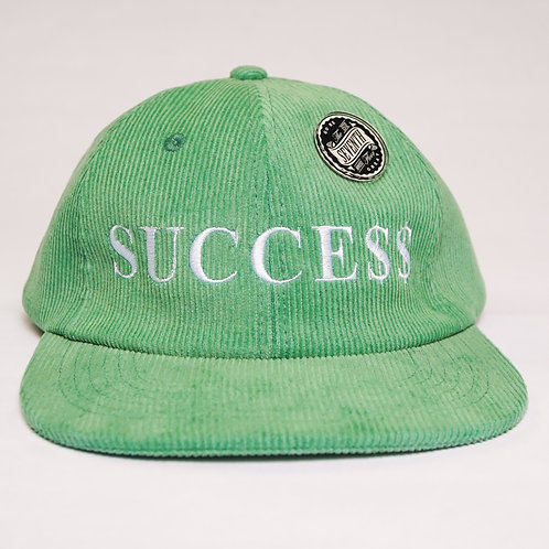 7th Floor x Succe$$ Mint Corduroy Pin Hat
