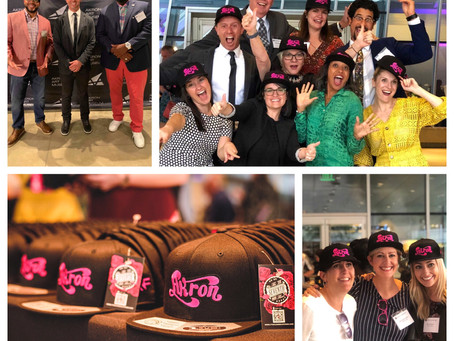 """Custom """"Akron"""" hat a HUGE hit at the Knight Foundation's 2019 Knight Arts Challenge"""