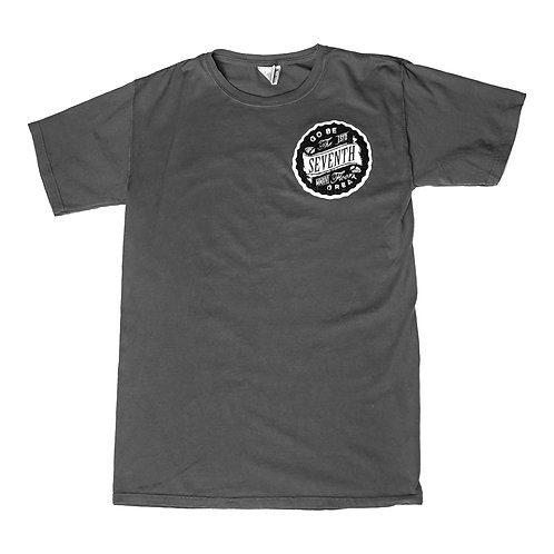 Cookies & Cream Chenille patch logo tee