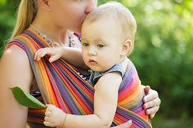Baby in sling .jpg
