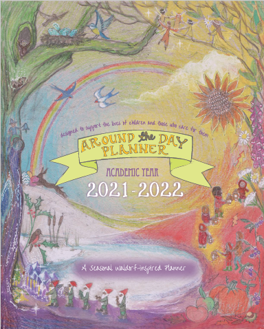 2021-2022 Around the Day Academic Year Planner