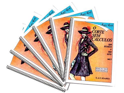 Kit com 6 Livros 2o Volume Magic-Corte com 20% de desconto