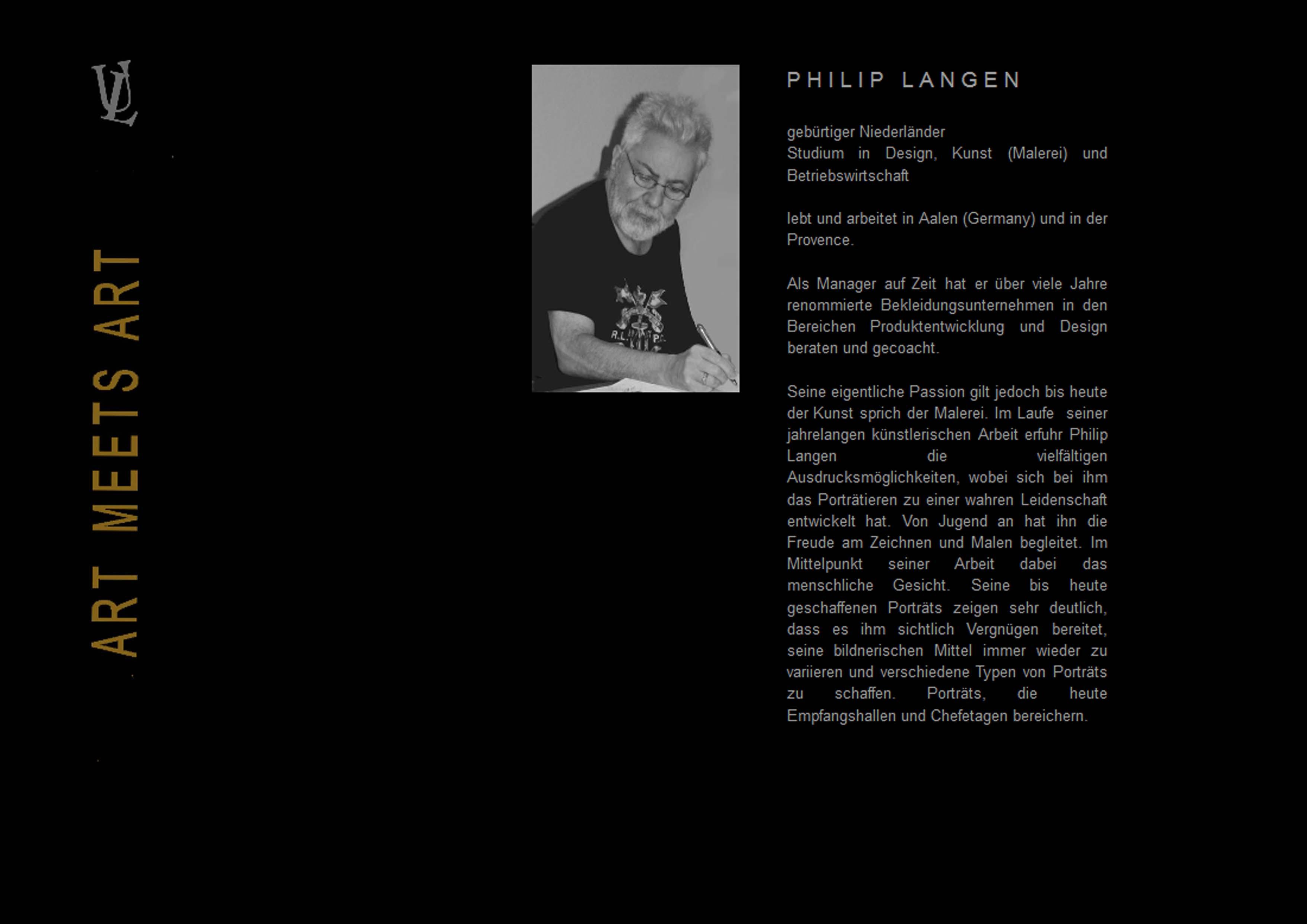 PHILIP LANGEN
