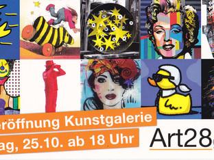 NEUERÖFFNUNG ART28 gallery