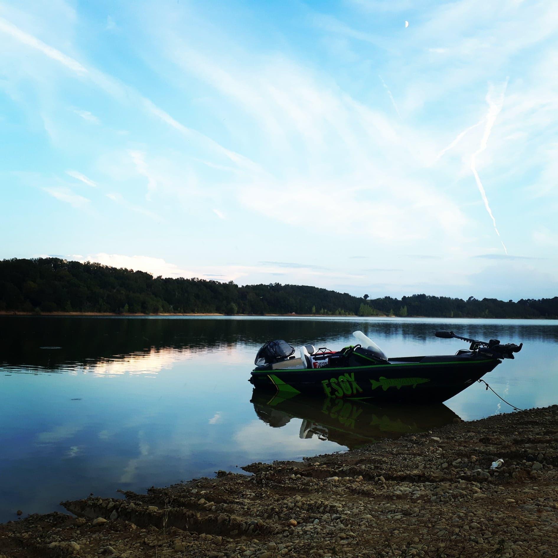 Bateau de pêche (Bassboat)