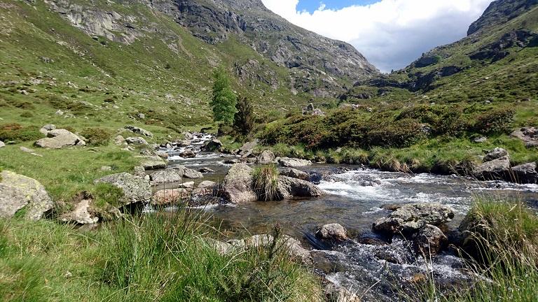 Ruisseau Ariège-Pyrénées
