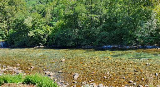Rivière émeraude