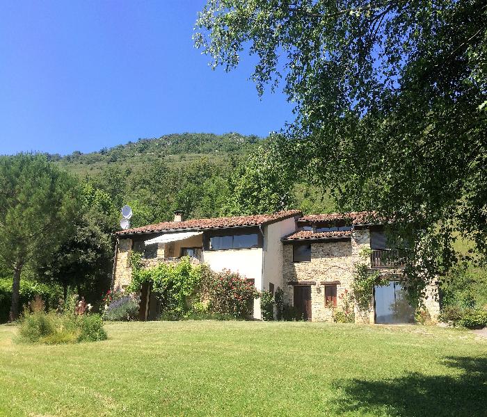 Entre Foix et Lavelanet