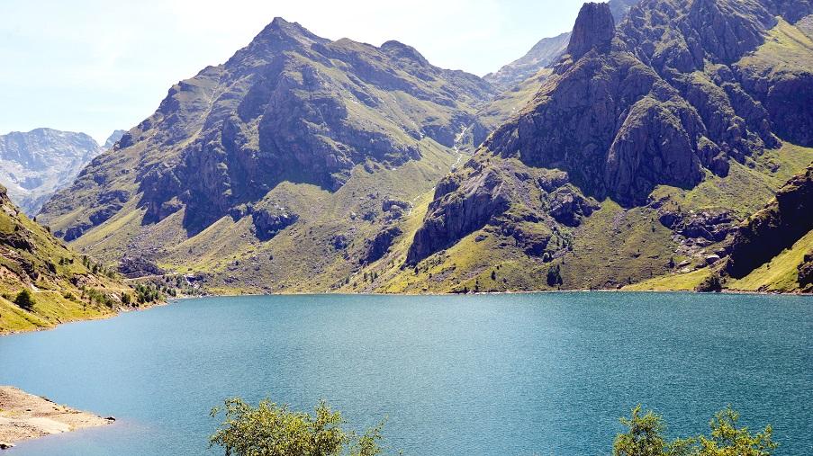 Lac de Soulcem pêche