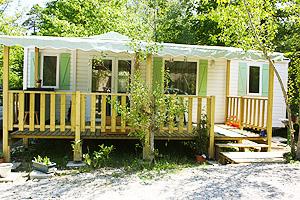 Camping au Lac de Montbel