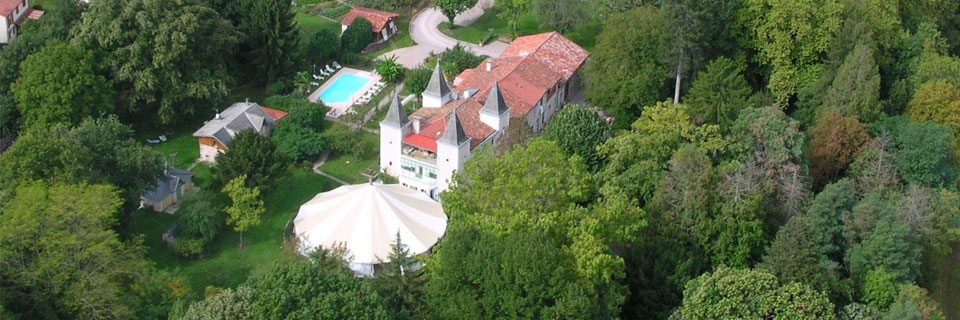 Chateau Hôtel à St-Girons