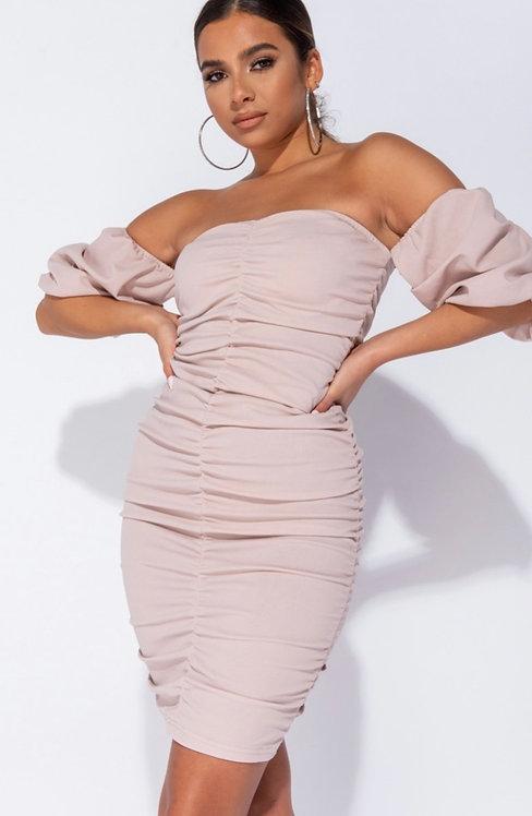 Chic and Sassy Mini Dress
