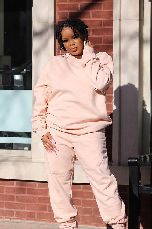 Chic In The City PullOver PINK