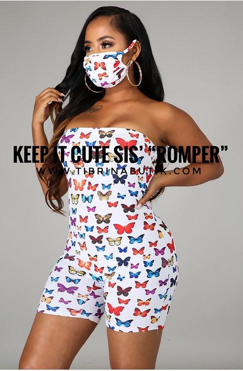 Keep It Cute Sis