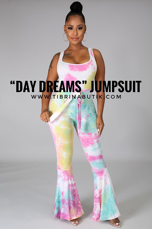 Day Dreams Jumpsuit