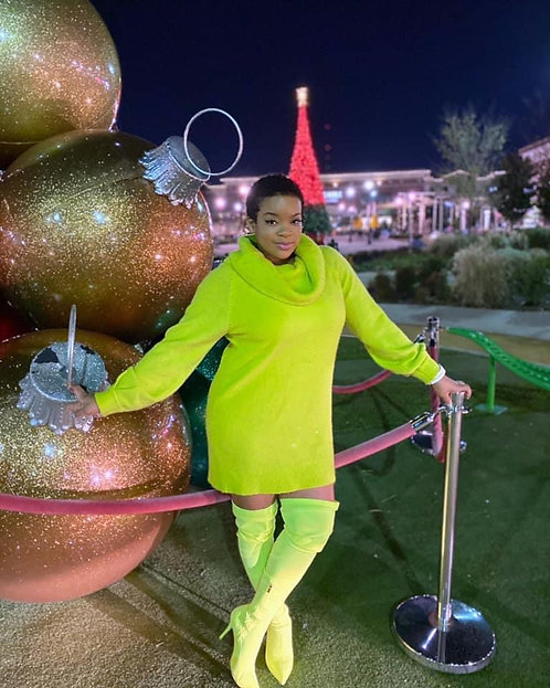 Slime Oversize Sweater