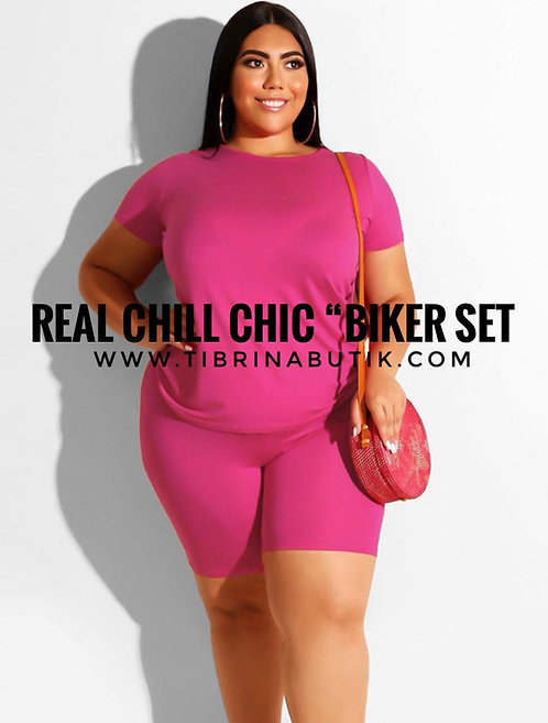 """Real Chill Chic """"Plus PINK"""""""