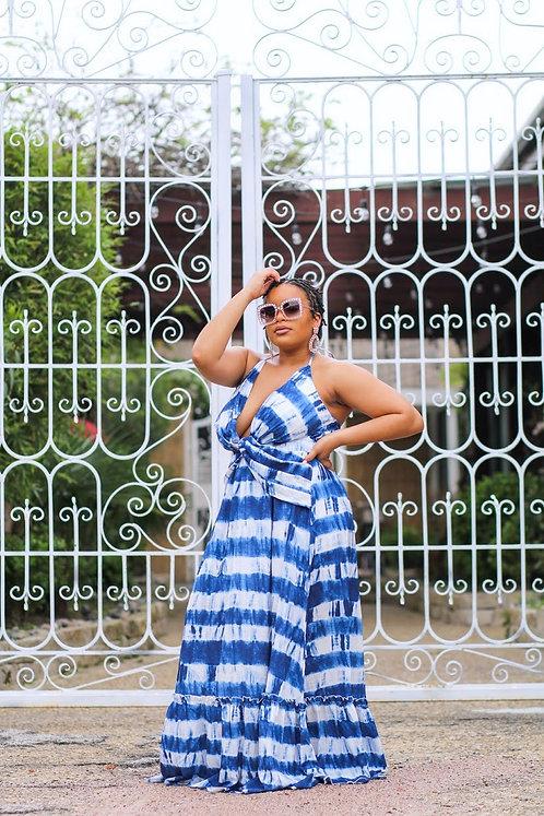 """Breezy"" Maxi Dress"