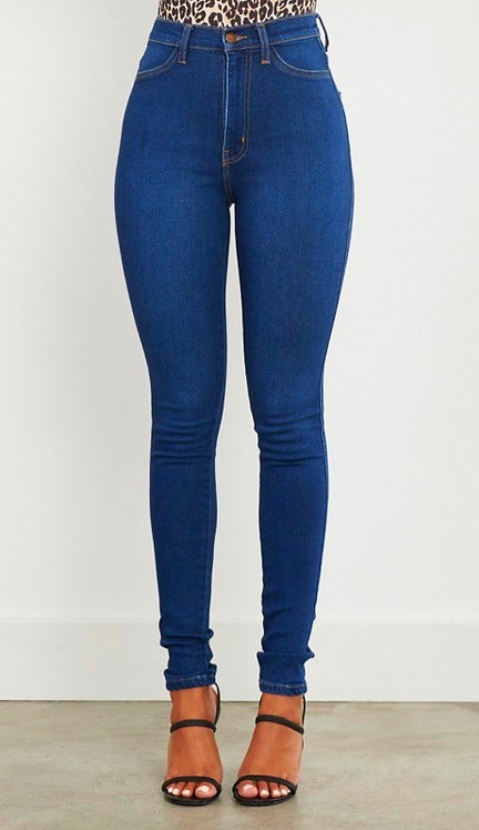 Slim Thick Skinny Jean