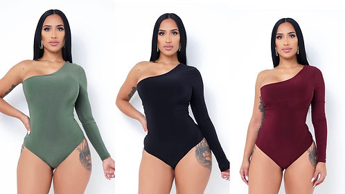 One Sided Body Suit