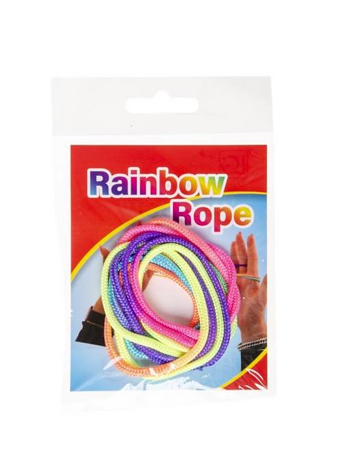 vingertouwtje regenboog