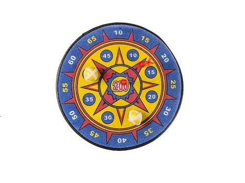 dartspel  35cm velcro