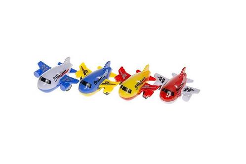 vliegtuigje 5x5x2.5cm