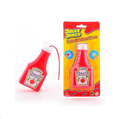 nep ketchup/mayonaise flesje
