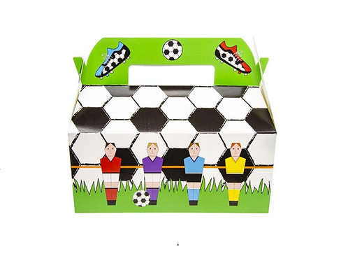 menubox voetbal foodsafe