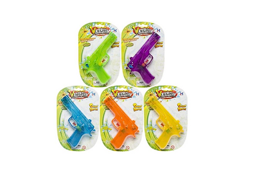 waterpistool fluokleur