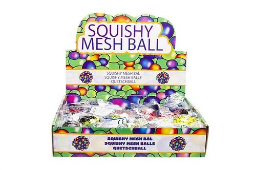 squishy mesh ball