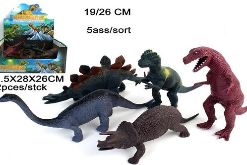 dinosaurus 19/26cm