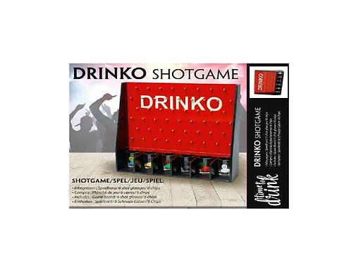 drankspelletje drinko shotgame 29x29x7cm
