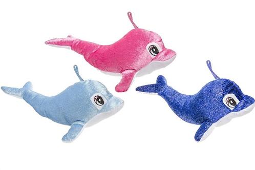 pluche baby walvis glitter