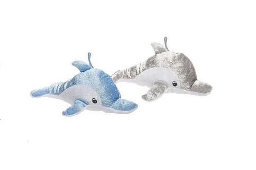 pluche dolfijn glitter 29cm