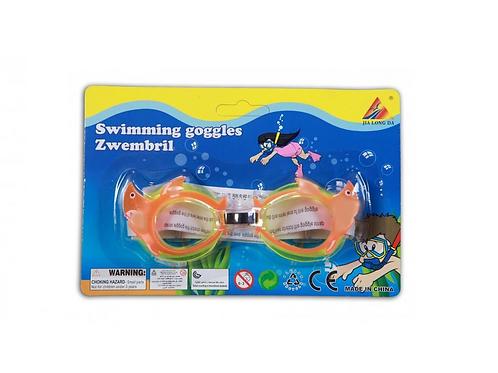 chloorbril op kaart