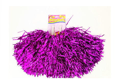 cheerleader pom pom set van 2