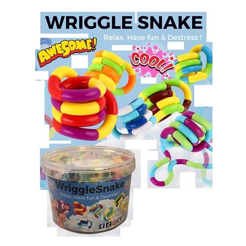 wriggle snake tangle
